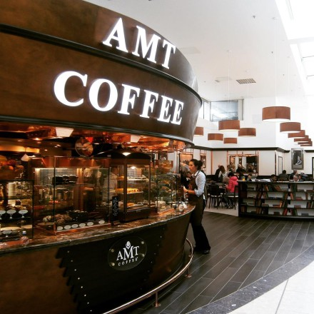 AMT Coffee, Great Britain